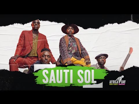 Sauti Sol - Africa Day Benefit Concert At Home (Performance)