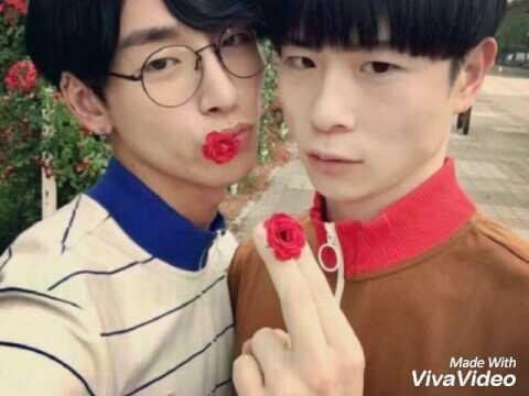 Gay Couple[yi xin & liang xi jin]♡♡