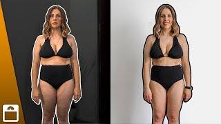 Steffi überrascht! -6,5cm Bauch in 4 Wochen!