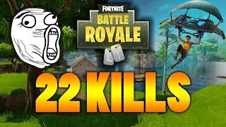F@*# WITH MATT AND GET SOME MONEY!! - Fortnite Battle Royale (22 Kill Win)
