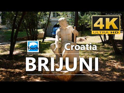 National Park Brijuni - Veliki Brijun (Croatia, Hrvatska, Chorvatsko) - 17 min. 4K