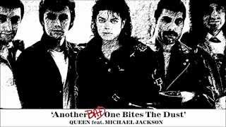 Queen feat. Michael Jackson - Another Bad One Bites the Dust (Danny Ziri Mashup) mp3