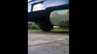 06 impala v6 flowmaster super40