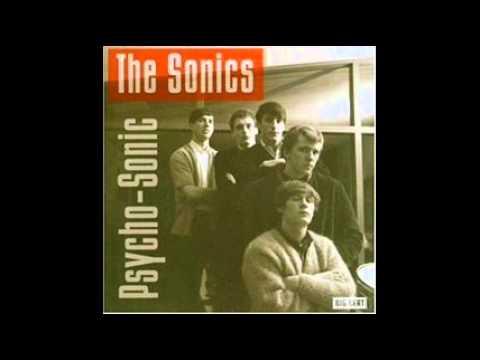 The Sonics- Walking the Dog