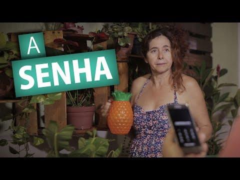 A SENHA (Humor E Espiritismo)