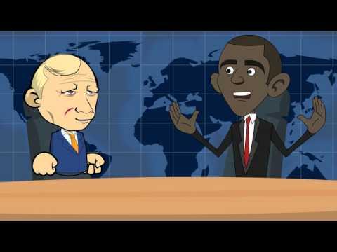 Анекдоты про Обаму -