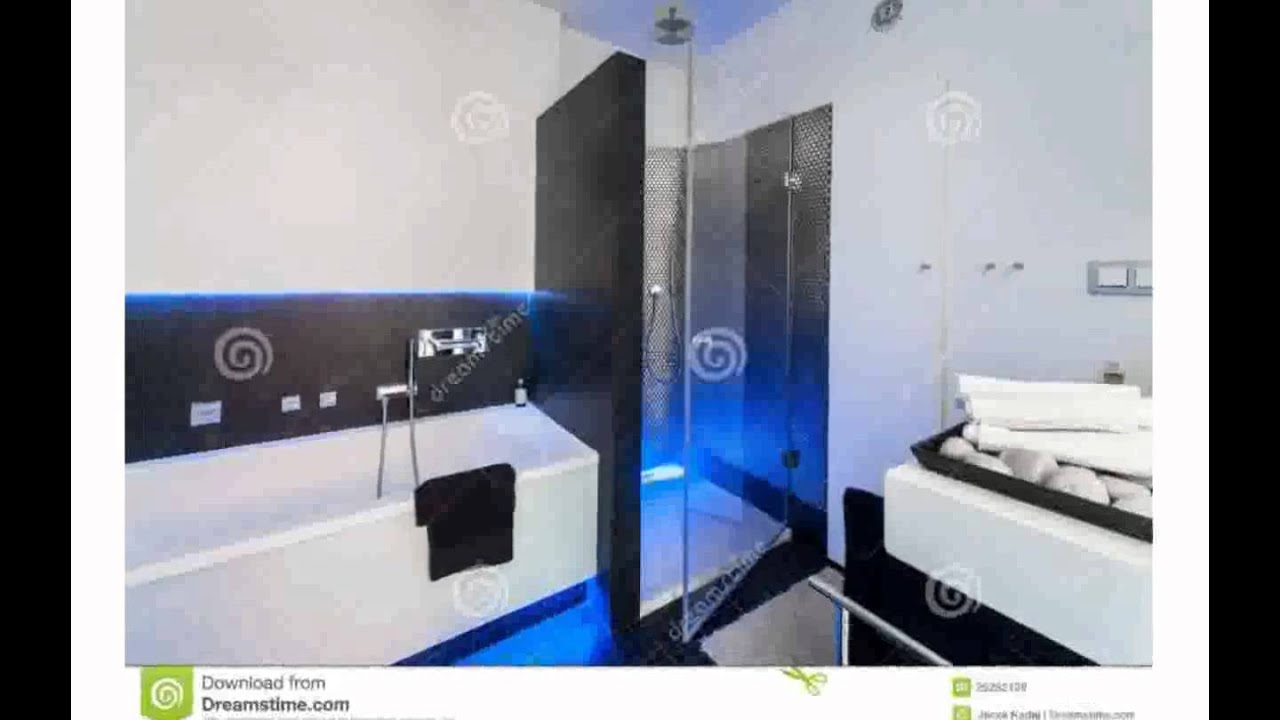 modernes badezimmer youtube. Black Bedroom Furniture Sets. Home Design Ideas