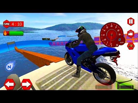 Extreme Bike Stunts Mania - Android GamePlay 2017