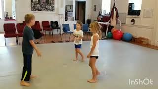 Summer camp 2018 at leader martial arts in Titusville Fl.
