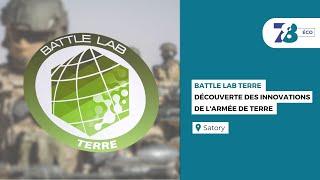 """7/8 Eco. L'avenir de l'Armée de Terre se prépare au """"Battle Lab Terre"""" à Satory"""