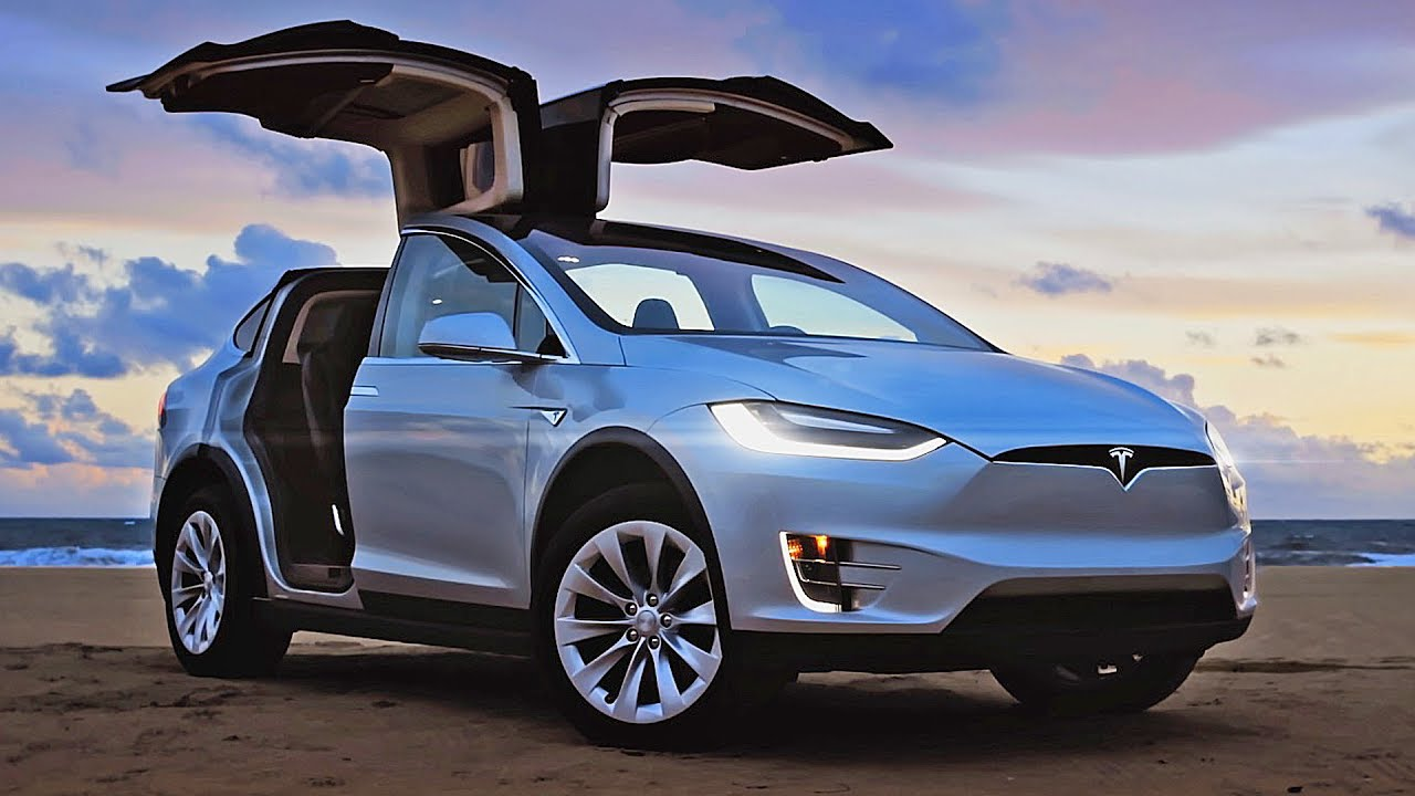 Tesla Electric Car Suv