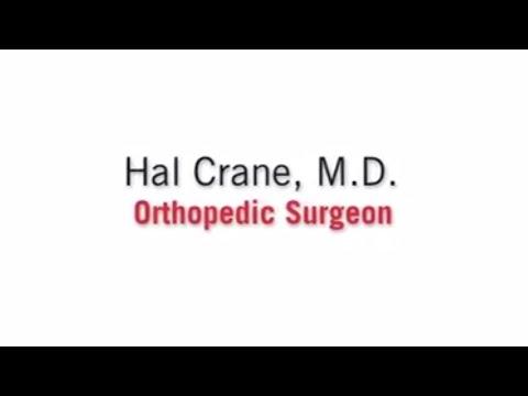 UM BWMC Orthopedic Surgeon - Dr. Hal Crane