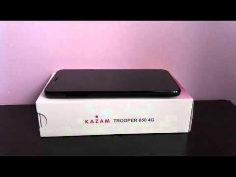 pr sentation du kazam trooper 650l youtube. Black Bedroom Furniture Sets. Home Design Ideas