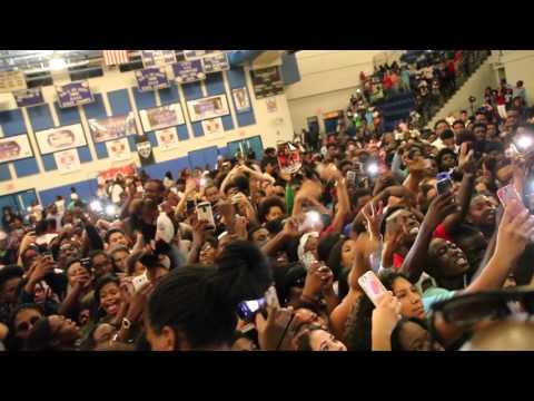 Kodak Black x Jay-One @Dillard High School