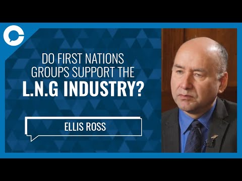 LNG and British Columbia First Nations (w/ Ellis Ross)