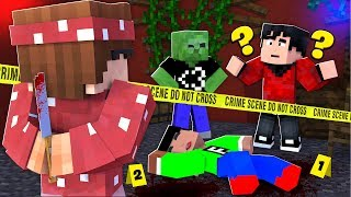 WHO IS THE TRAITOR?!... (Minecraft Murder Mystery)
