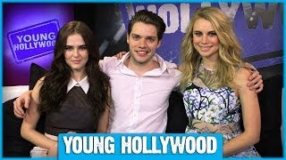 VAMPIRE ACADEMY Stars on Most Embarrassing Set Moments!