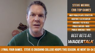 College Basketball Picks and Predictions | NCAA Tournament Final Four Betting Report
