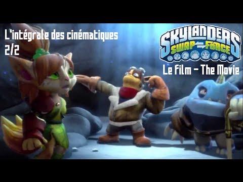 Vidéo Skylanders Swap Force — rôle de Flynn