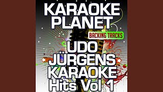 Siebzehn Jahr blondes Haar (Karaoke Version) (Originally Performed by Udo Jürgens)
