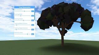 ROBLOX Tree Generator Plugin