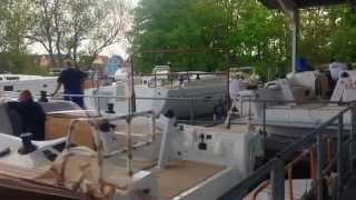 видео Парусная яхта Sport 650. Купить парусную яхту