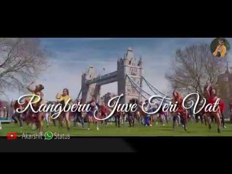 💛 Chogada Tara Whatsapp Status || New Love Song || Loveratri || Darshan Rawal New Song