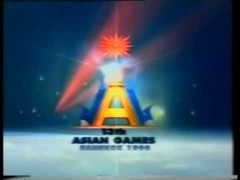 part 1 Opening Ceremony Asian Game 1998(bangkok)