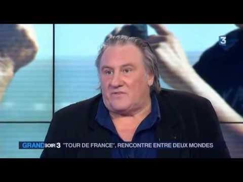 Depardieu et Sadek Tour de France : Le racisme, c'est l'ignorance 15/11