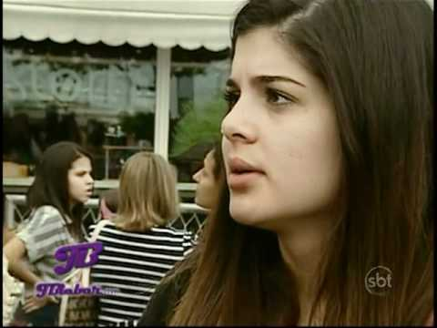 Justin Bieber with his girlfriend Selena Gomez in Rio de Janeiro Brazil