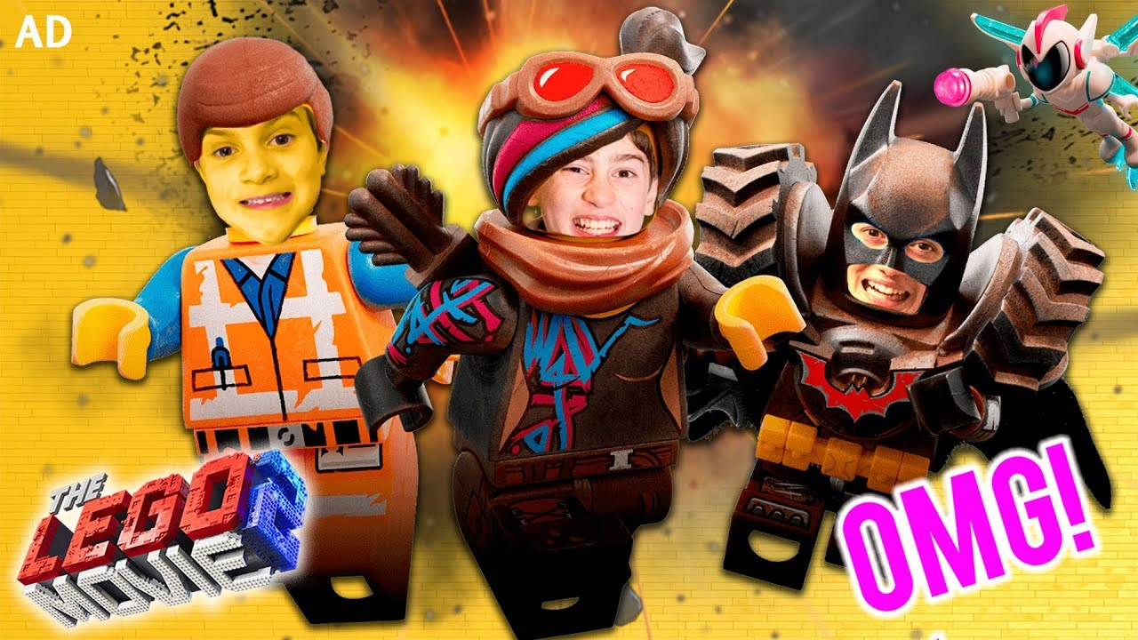 LEGO Movie 2 Rexcelsior Kit Looks Awesome  |Awesome Lego Movie