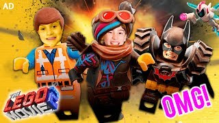 "The LEGO® Movie 2  - ""Everything Is Awesome!"" Kids Parody"