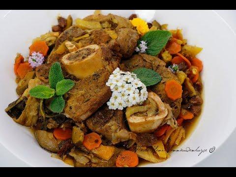 jarret-de-veau-à-l'orientale-cuisson-sous-vide,-basse-température