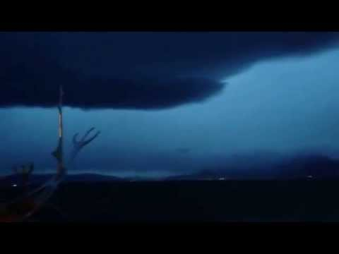 Moment in Iceland: Viking Ship Statue in a Storm - YouTubeViking Ship Storm