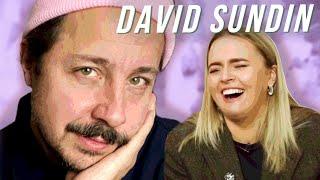 David Sundin lagar sin paradrätt!