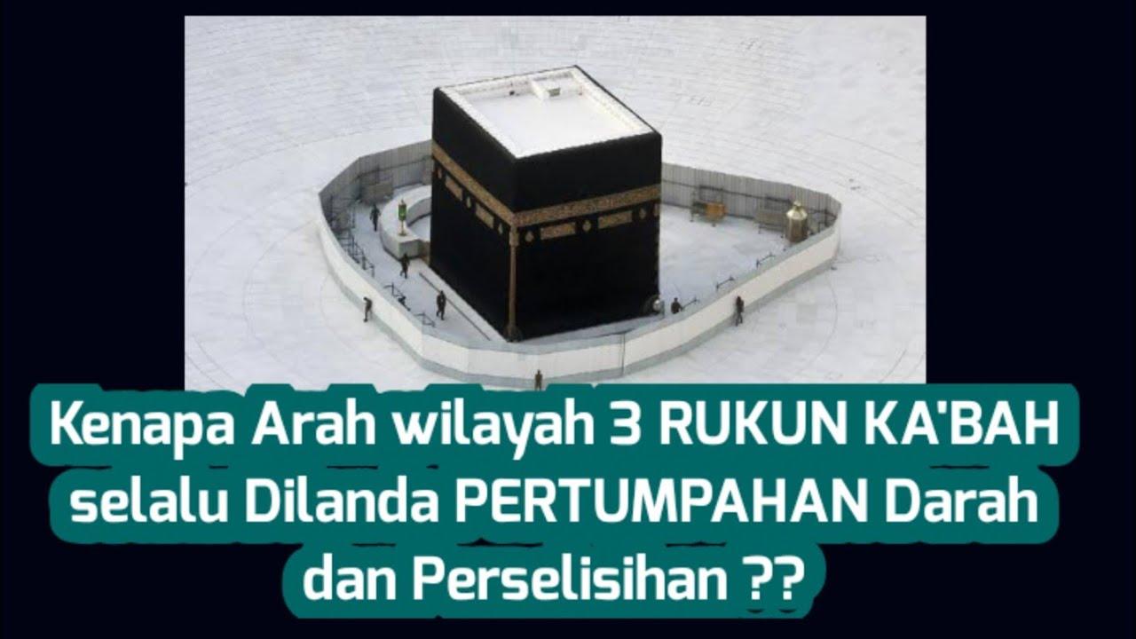 Rahasia Ka'bah yg BELUM Pernah Di ungkap Menjelang Kemunculan Al Mahdi