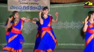 FOLK DANCE GALLU GALLU SUNG BY V. AKHILA MUSIC  PRAMOD KUMAR LYRIC   DURGA PRASAD ll Musichouse27
