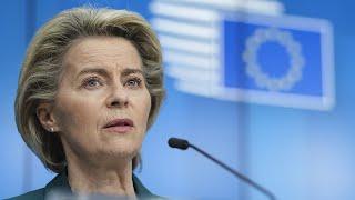video: Global jabs pass 500 million as Europe vaccine feuds deepen