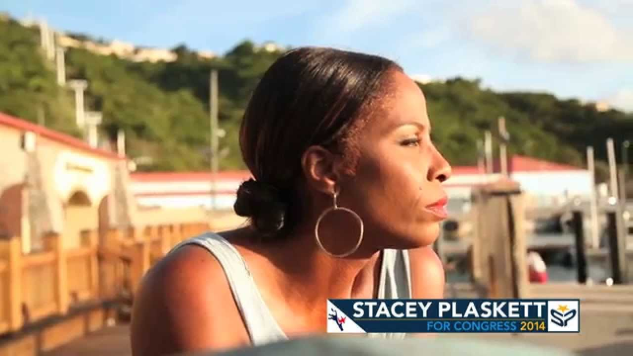 Watch WTF Stacey Plaskett video