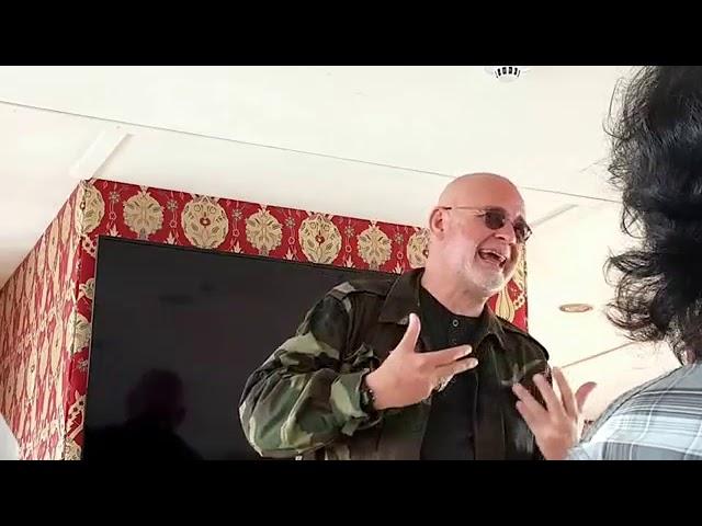Münib Engin Noyan - Tuzgem Söyleşisi Tuzla (24 04 2016) 1. Bölüm