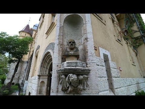 #415 (9/25/2017) BUDAPEST : Heroes Square, Vajdahunyad Castle, Bela Lugosi, & Szechenyi Thermal Bath