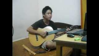 Suy nghĩ khi thi - Guitar cover [Quang Vịnh]
