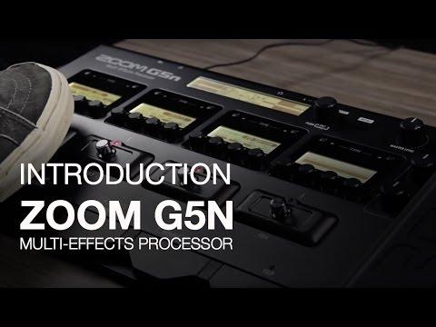 Zoom G5n Multi-Effects Processor | Zoom