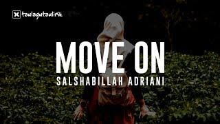 Salshabilla - Move On | Official Music | Lyrics