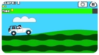 Pou: Hill Drive  - free ios and android games.