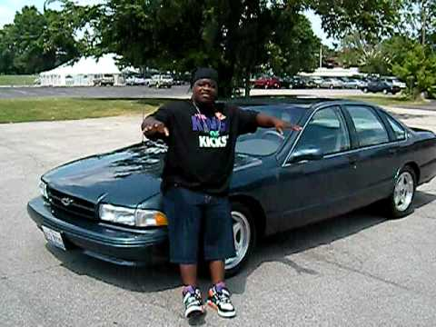 FATBOI- WITH HIS 1996 CHEVY IMPALA SS - YouTube