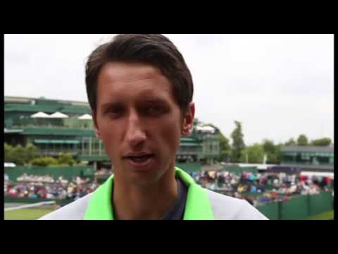 Wimbledon 2013 Thursday Stakhovsky Interview