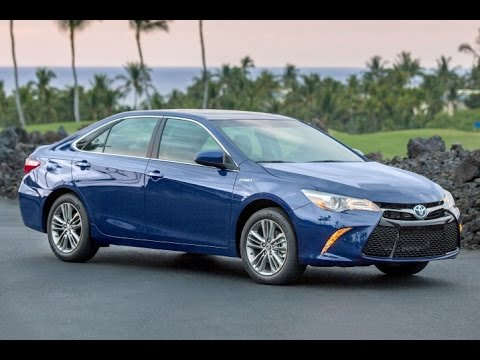 Toyota Camry Hybrid 2016 Car Review
