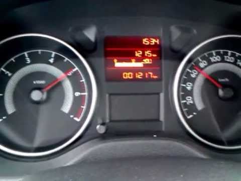 new peugeot 301 1.2 vti 72 km acceleration from 0 to 130 km/h