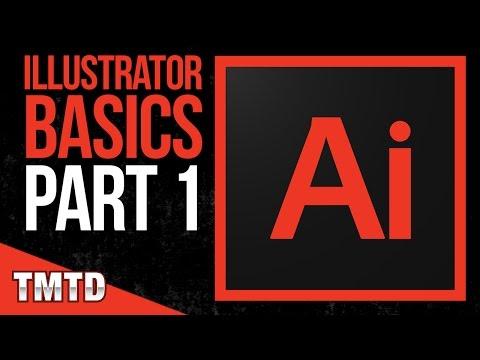 Adobe Illustrator Basics: Part 01
